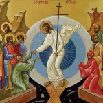 Поздравление настоятеля с Пасхой Христовой