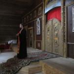 Гагинскую землю посетили святыни Элистинской епархии