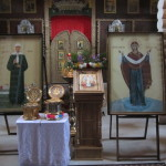 В день отдания праздника Пасхи совершено последнее в этом году пасхальное богослужение
